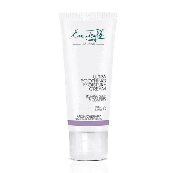 Crema pentru piele iritata cu extracte din plante