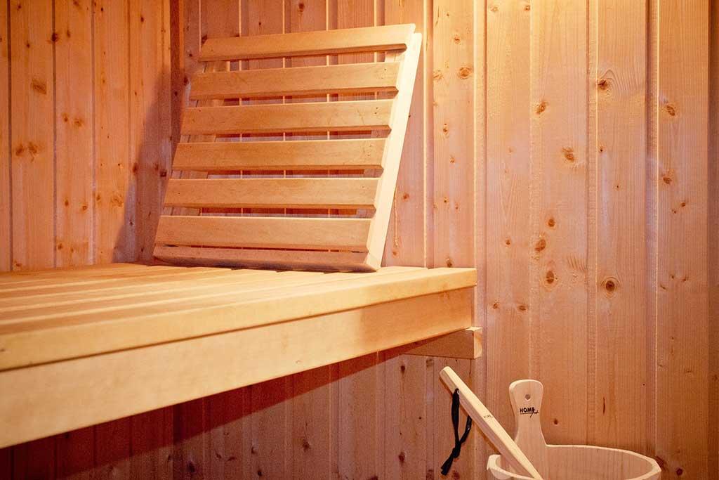Sauna ajuta la relaxare in caz de stres