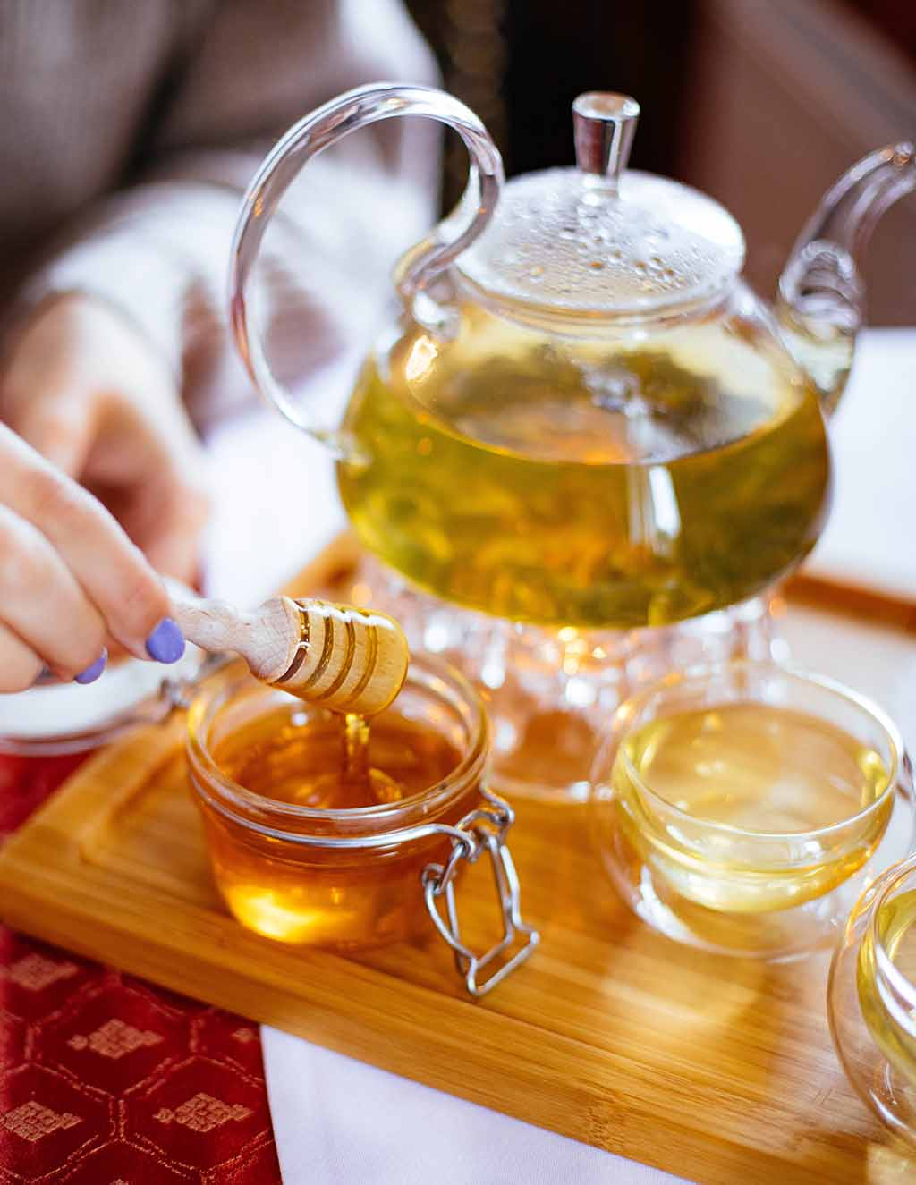 ceaiuri pentru stres Ezenpur Day Spa
